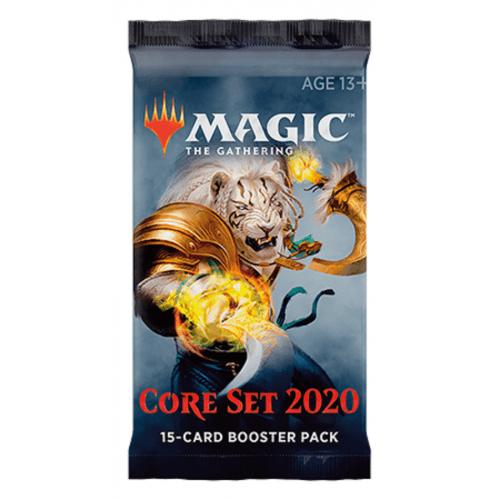 MTG: Core Set 2020 Single Booster