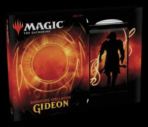 MTG: Signature Spellbook Gideon