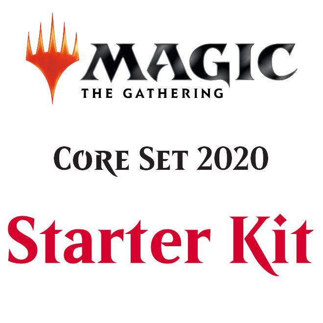 MTG Core Set 2020 Starter Kit