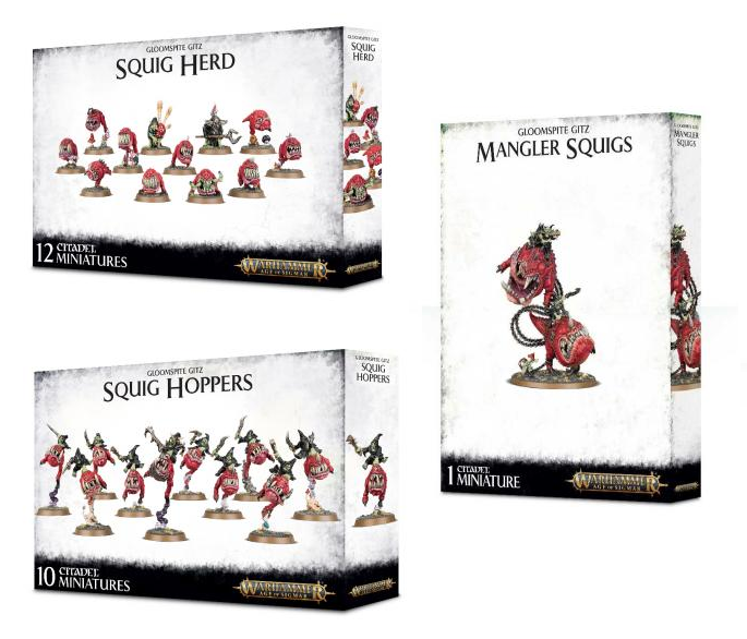 The Squillion Squigs Bundle