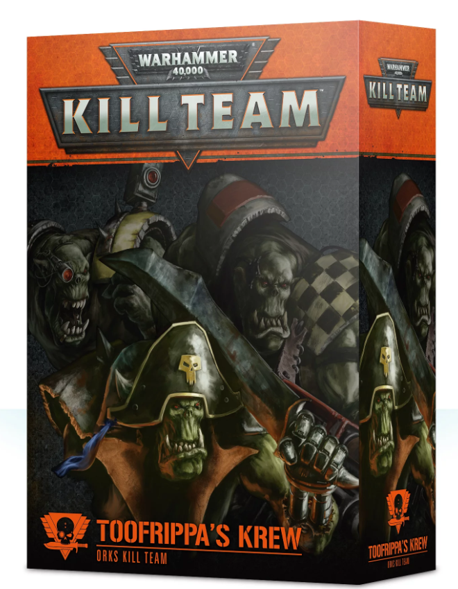 Kill Team: Toofrippa's Krew (English)
