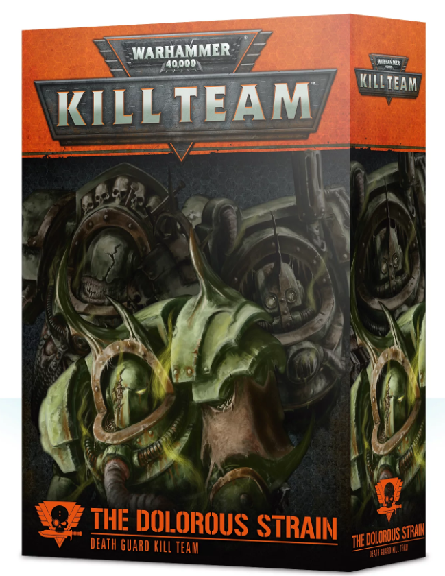 Kill Team: Dolorous Strain (English)