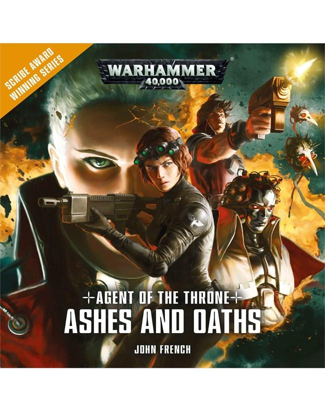 Agent of the Throne: Ashes and Oaths (Audiobook)