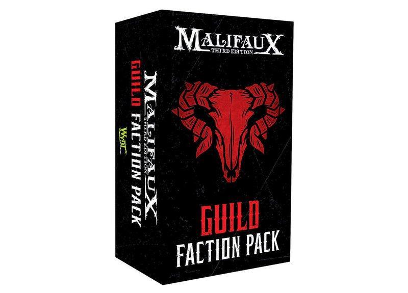 Guild Faction Pack