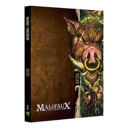 Bayou Faction Book