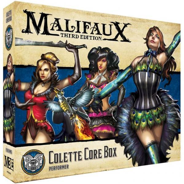 Colette Core Box
