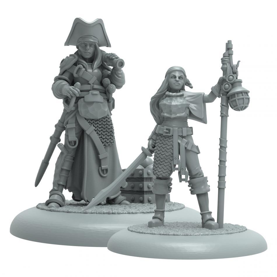 The Blacksmith's Guild: Culverin & Cutlass