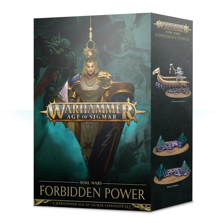 Age of Sigmar: Forbidden Power (English)