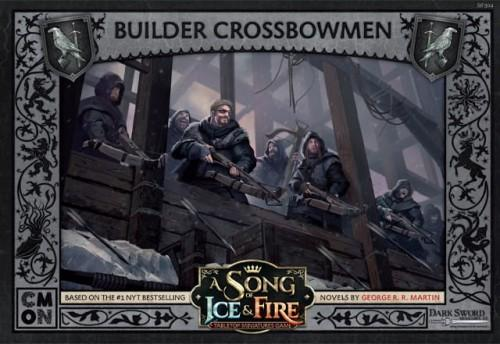 Night's Watch Builder Crossbowmen: A Song Of Ice and Fire Exp.