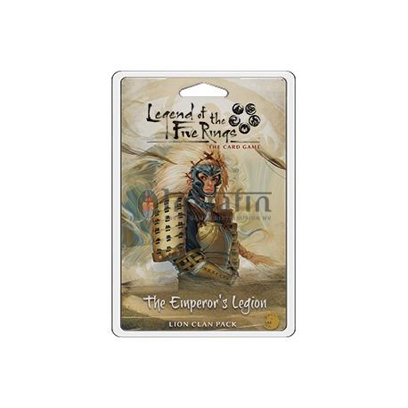 The Emperors Legion Clan Pack L5R LCG