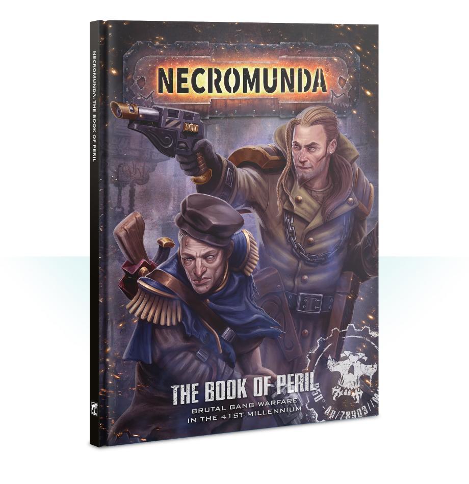Necromunda: The Book of Peril (English)