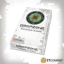 DZC Command Cards