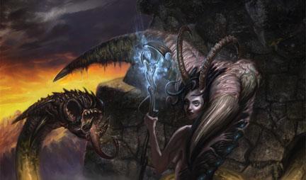 Servant of the Demoness
