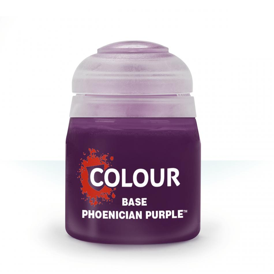 Base: Phoenician Purple (12ml)