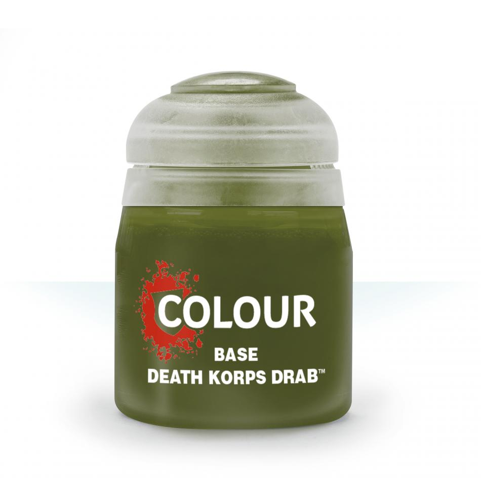 Base: Death Korps Drab (12ml)