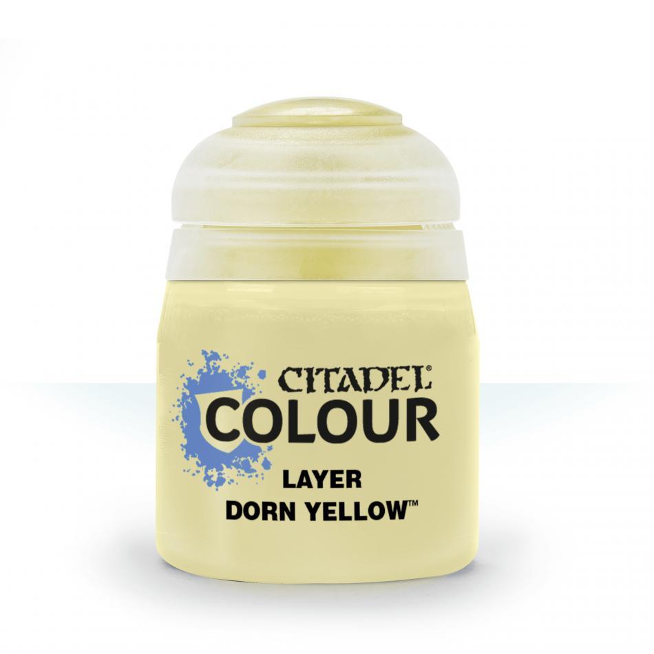 Layer: Dorn Yellow (12ml)