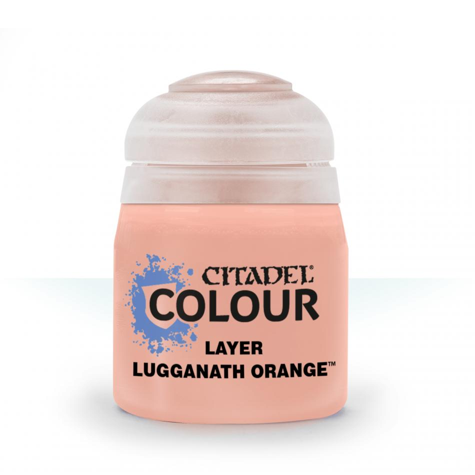 Layer: Lugganath Orange (12ml)