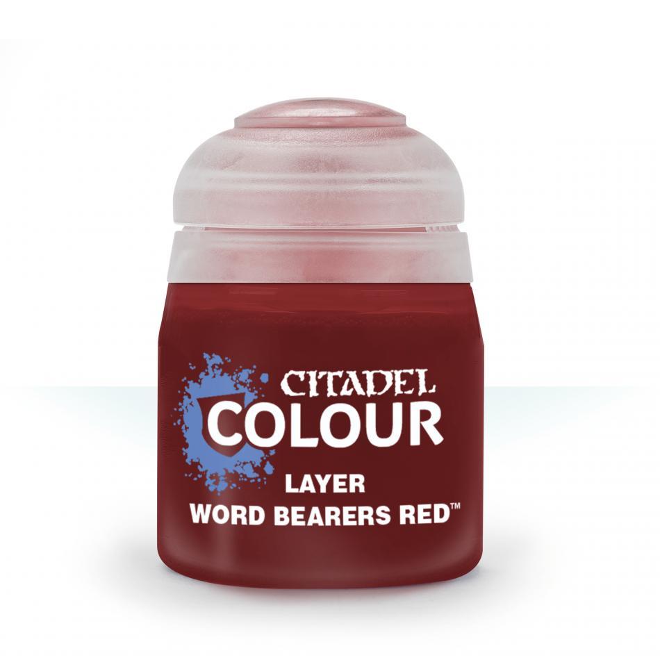 Layer: Word Bearers Red (12ml)