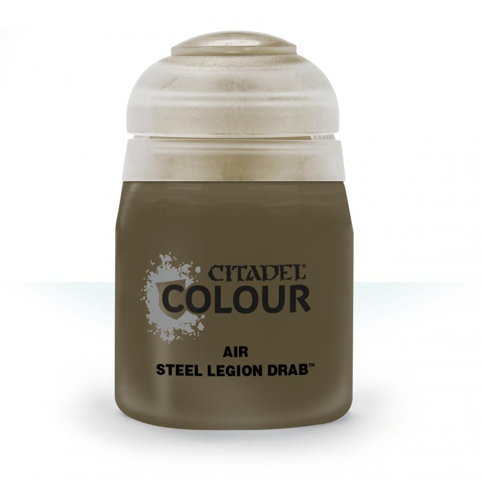 Air: Steel Legion Drab (24ml)