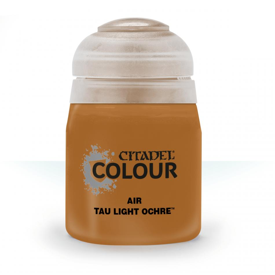 Air: Tau Light Ochre (24ml)