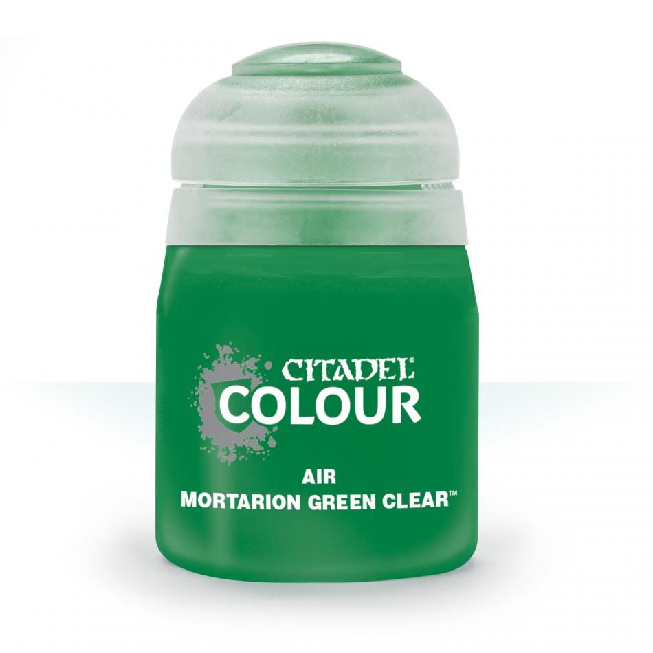 Air: Mortarion Green (24ml)