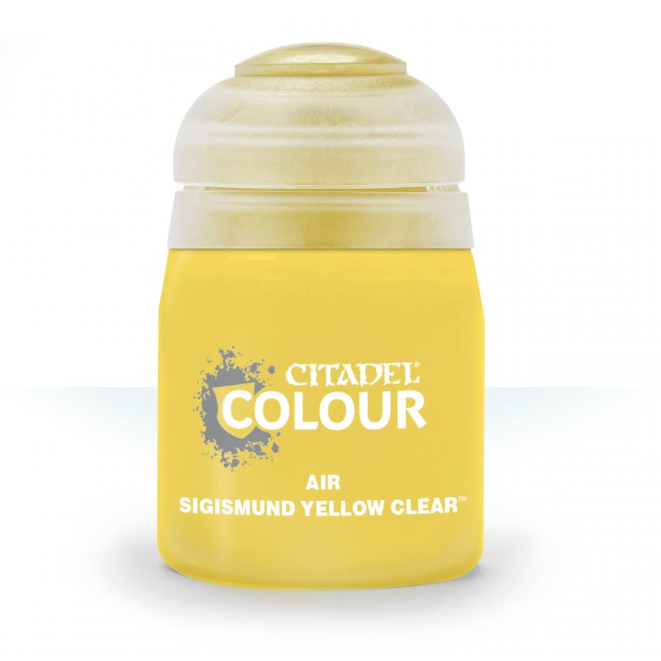 Air: Sigismund Yellow Cl (24ml)