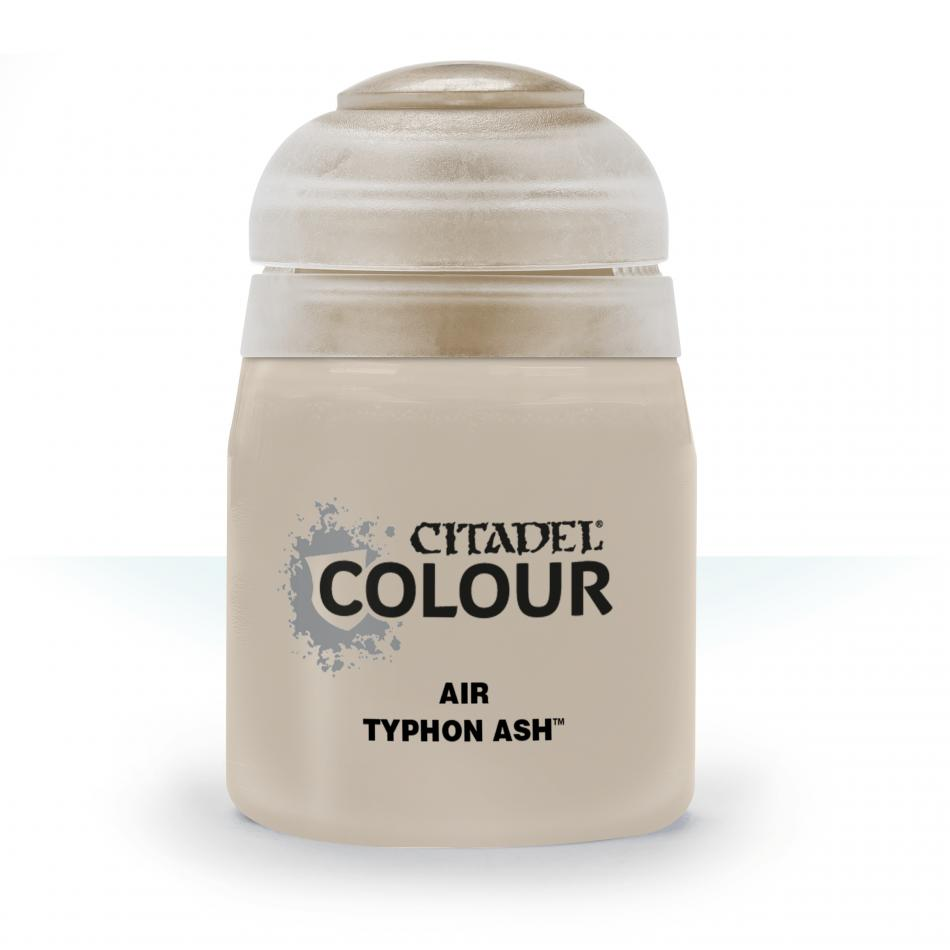 Air: Typhon Ash (24ml)