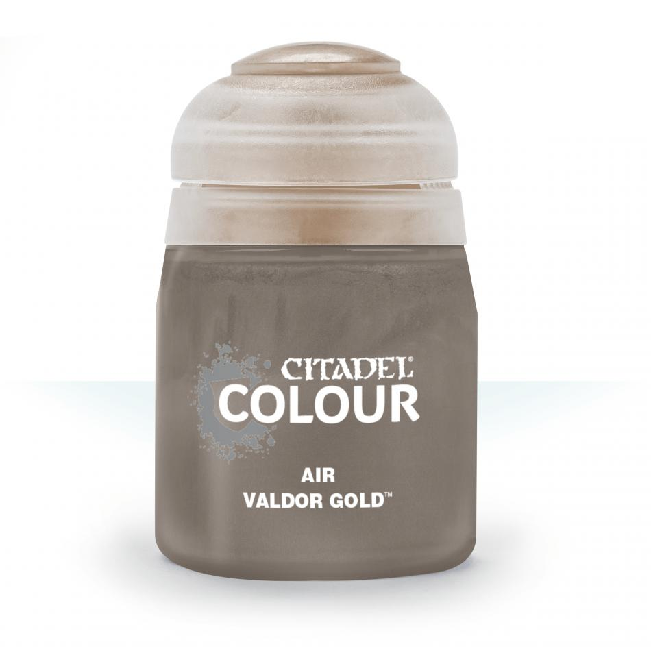 Air: Valdor Gold (24ml)