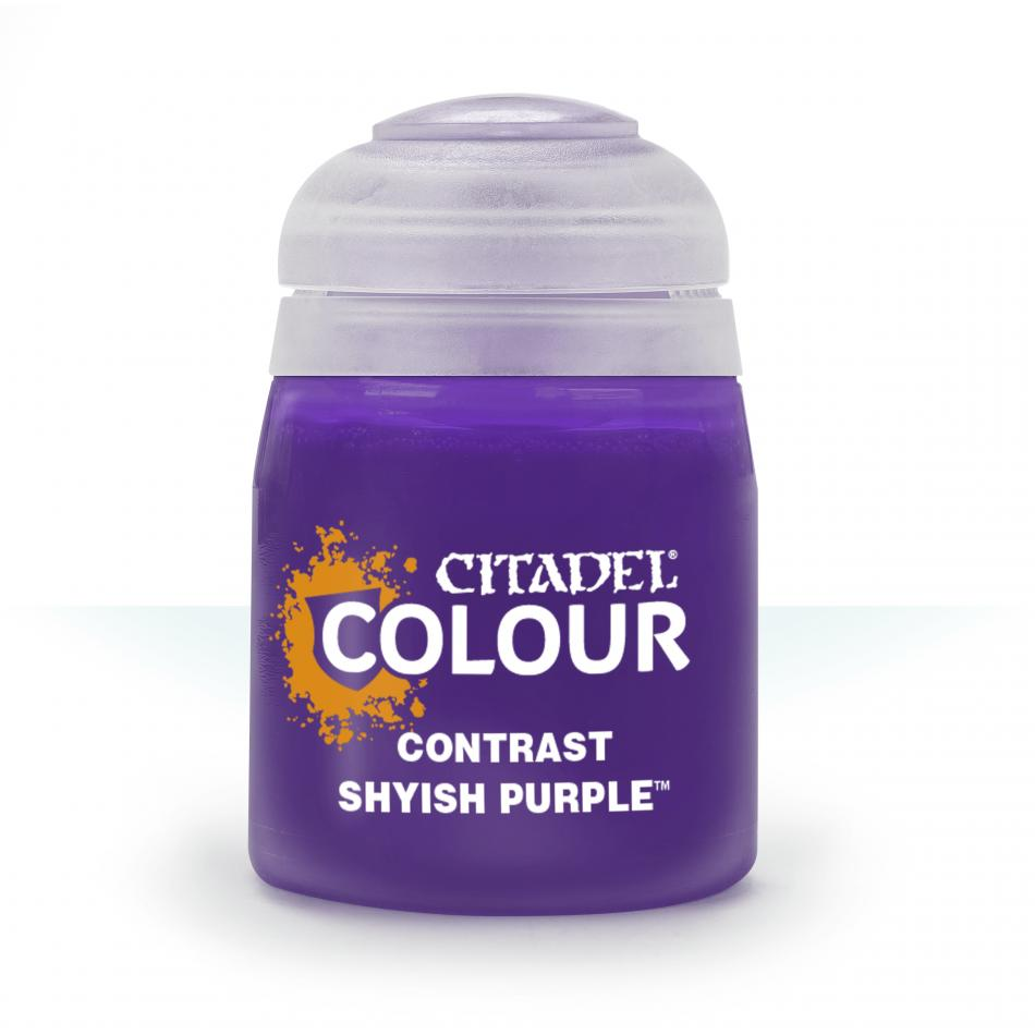 Contrast: Shyish Purple (18ml)