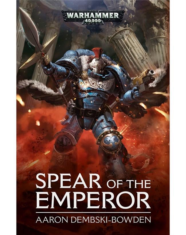 Spear Of The Emperor (Hardback)
