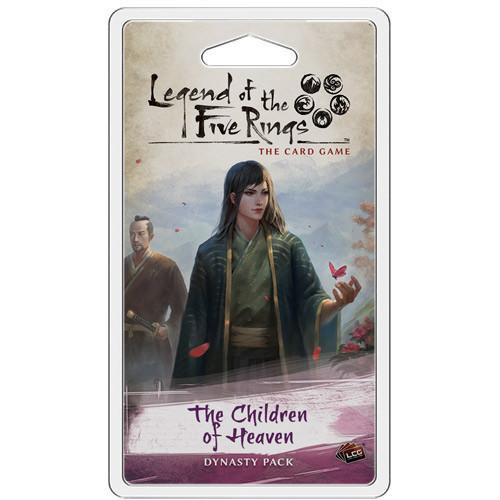 The Children of the Heaven: L5R LCG