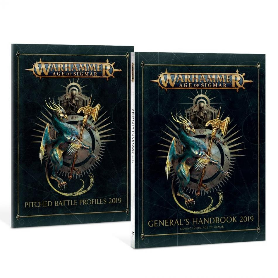 Warhammer: Age of Sigmar General's Handbook 2019