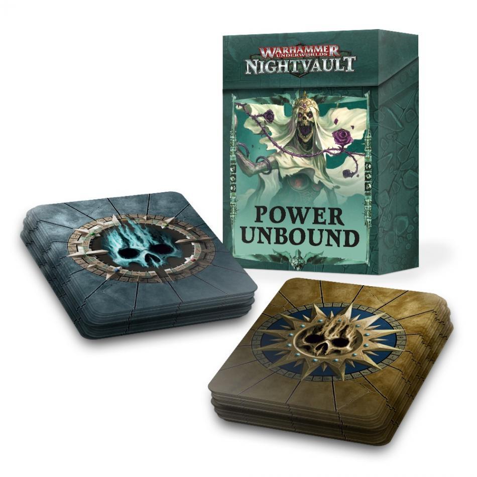 Warhammer Underworlds: Power Unbound Cards (English)