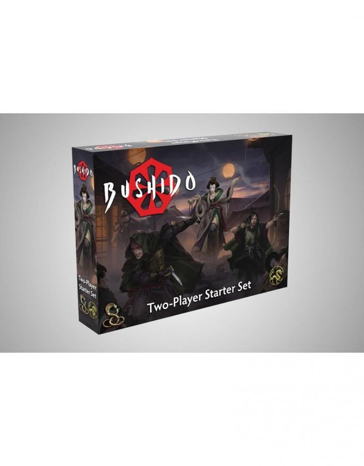 Bushido: set iniziale per due giocatori