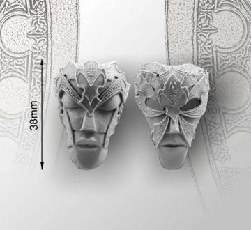 SF Elven Decorated Mask (2)