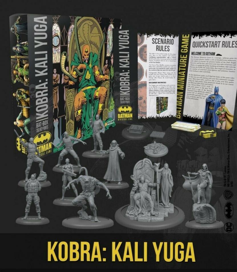 Kobra: Kali Yuga (Bat Box)