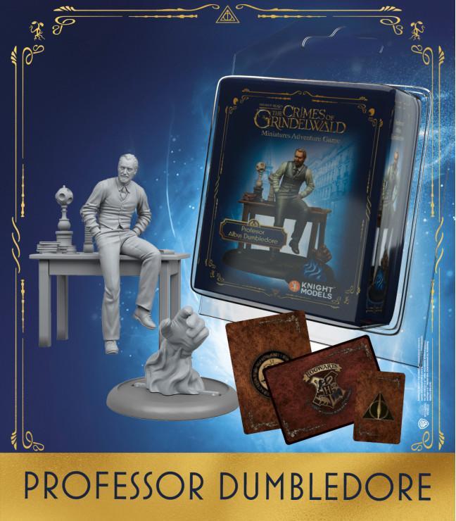 Professor Albus Dumbledore (Jude Law)