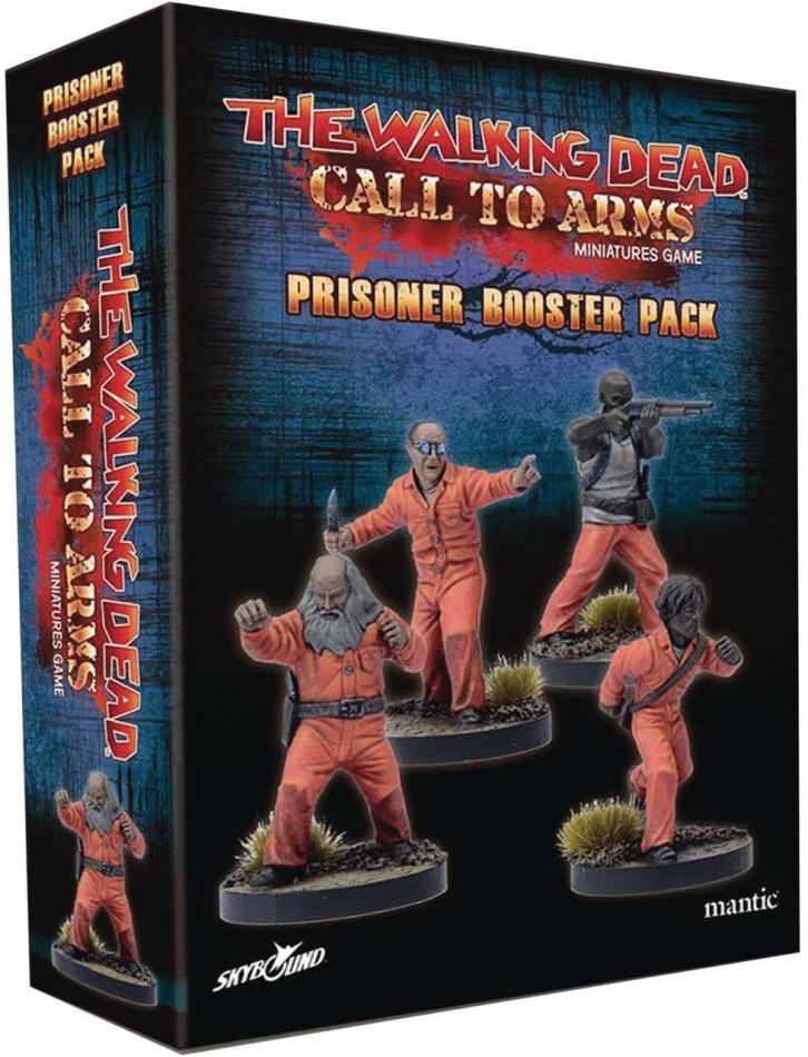 Prisoner Booster Pack