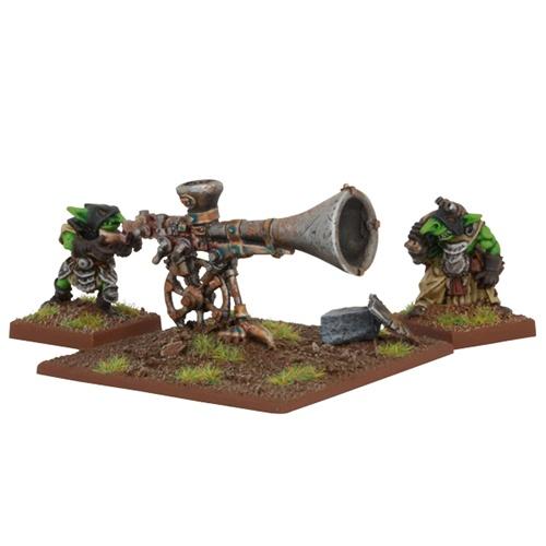 Goblin War-Trombone
