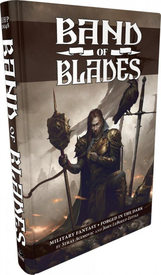 Band of Blades RPG (Blades in the Dark System)