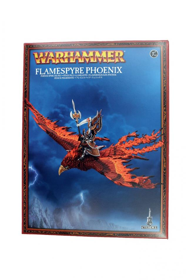 Flamespyre Phoenix / Frostheart Phoenix