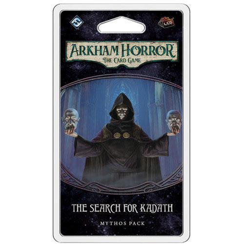 The Search for Kadath Mythos Pack: Arkham Horror LCG Exp