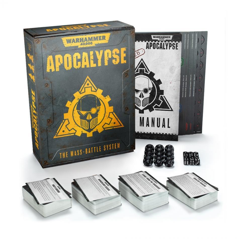 Warhammer 40,000: Apocalypse (English)