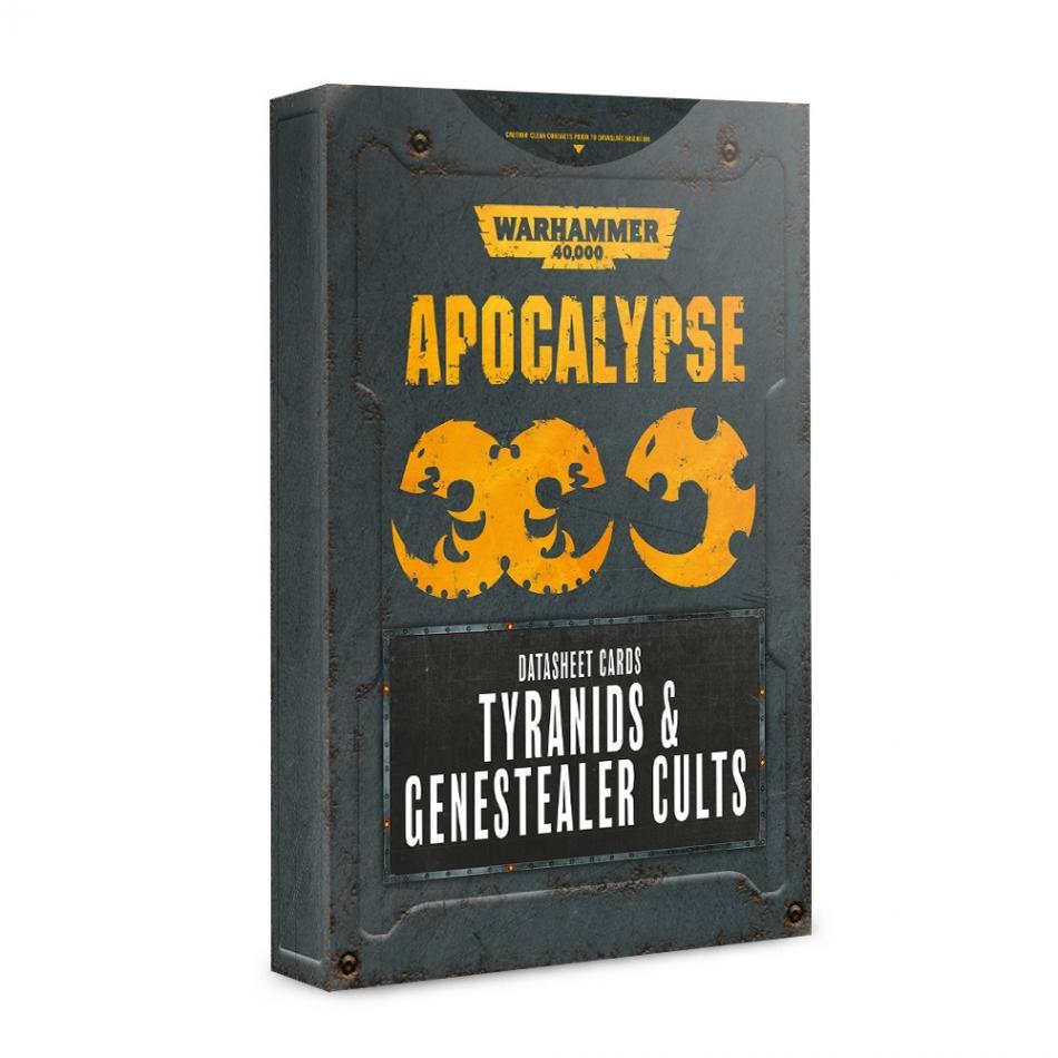 Apocalypse Datasheets: Tyranids (English)