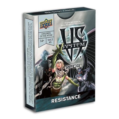 VS System 2PGC Marvel: Resistance