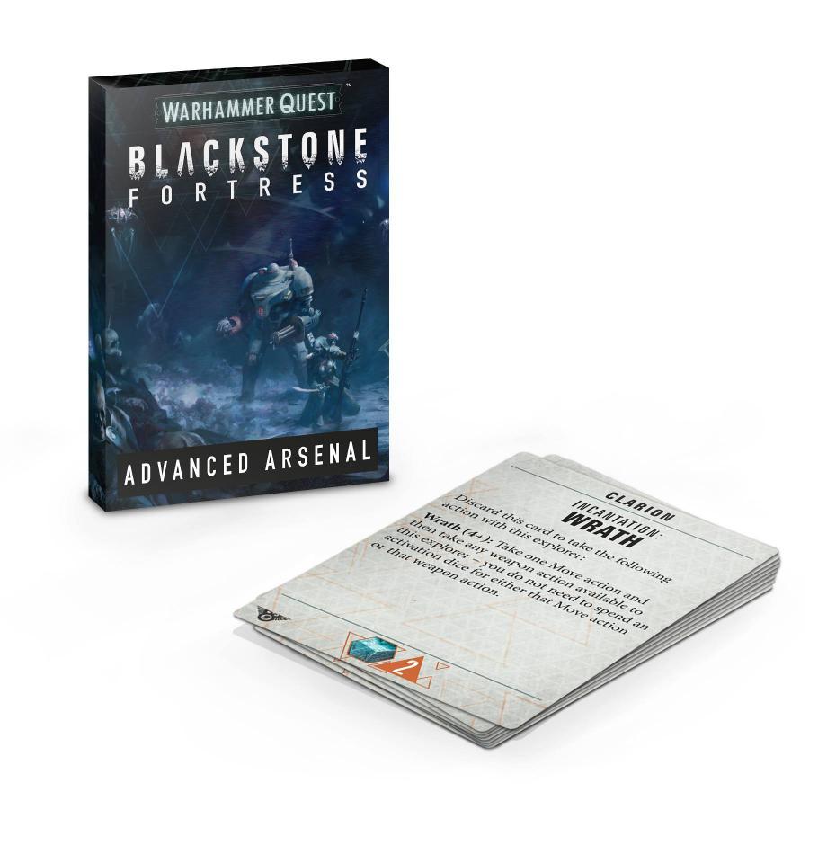 Blackstone Fortress: Advanced Arsenal (English)