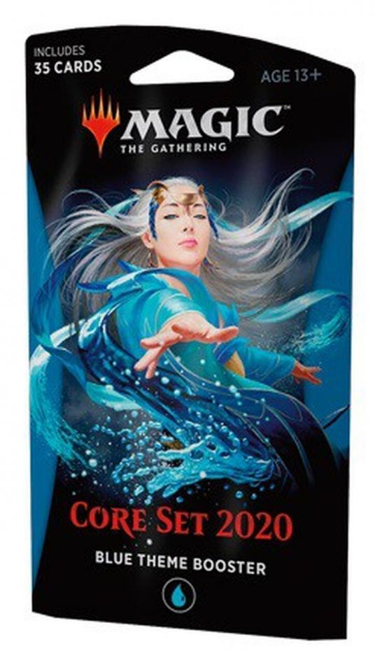 MTG: Core Set 2020 Theme Booster - Blue