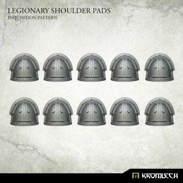 Legionary Shoulder Pads: Inquisition Pattern (10)