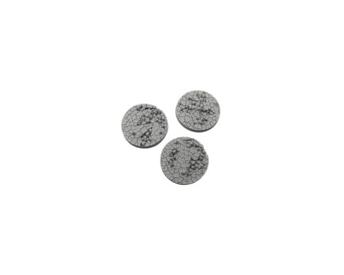 Chaos Waste Bases, Round 50mm (2)