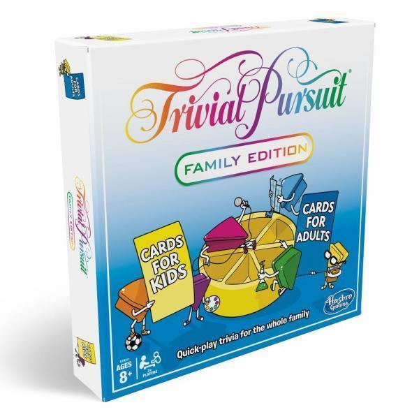 Trivial Pursuit Family Edition 2019
